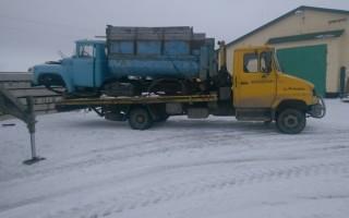 Эвакуатор в городе Кропоткин Алексей 24 ч. — цена от 800 руб