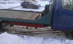 Эвакуатор в городе Саранск Эвакуатор 24 ч. — цена от 800 руб