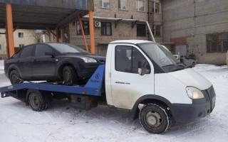 Эвакуатор в городе Вышний Волочек Денис 24 ч. — цена от 800 руб