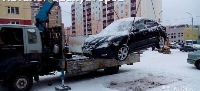 Эвакуатор в городе Ишимбай Константин 24 ч. — цена от 800 руб