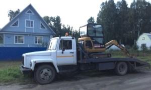 Эвакуатор в городе Вельск Евгений 24 ч. — цена от 800 руб