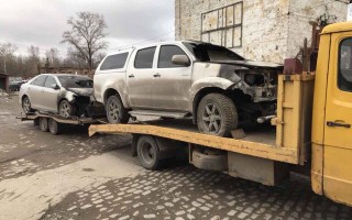 Эвакуатор в городе Глазов Лидер 24 ч. — цена от 800 руб