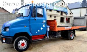 Эвакуатор в городе Махачкала Даг-авто-спас 24 ч. — цена от 800 руб