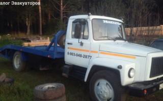 Эвакуатор в городе Прокопьевск Евгений 24 ч. — цена от 800 руб