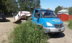 Эвакуатор в городе Архангельск Василий 24 ч. — цена от 800 руб
