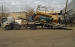 Эвакуатор в городе Химки ИП Биттиров 24 ч. — цена от 800 руб