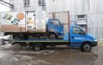 Эвакуатор в городе Обнинск Служба Эвакуации 24часа ч. — цена от 800 руб