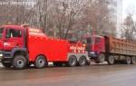 Эвакуатор в городе Рязань Буксир 62 24 ч. — цена от 6000 руб