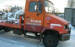 Эвакуатор в городе Псков Девятка 24 ч. — цена от 800 руб