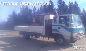 Эвакуатор в городе Городец Николай 24 ч. — цена от 600 руб