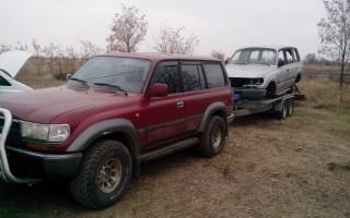 Эвакуатор в городе Каменск-Шахтинский Роман 24 ч. — цена от 800 руб