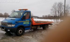Эвакуатор в городе Вышний Волочек Услуги Эвакуатора 24 ч. — цена от 800 руб