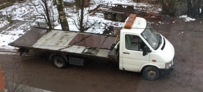 Эвакуатор в городе Сергиев Посад Быстровозофф 24 ч. — цена от 800 руб
