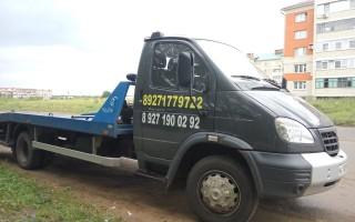 Эвакуатор в городе Рузаевка Дмитрий 24 ч. — цена от 800 руб