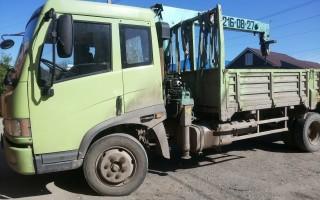 Эвакуатор в городе Батайск Эдуард 24 ч. — цена от 800 руб