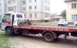 Эвакуатор в городе Зеленодольск Наиль 24 ч. — цена от 500 руб