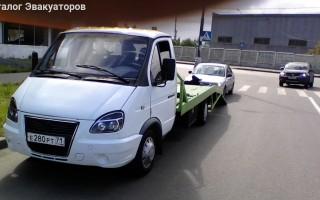 Эвакуатор в городе Москва Автобот 24 ч. — цена от 1000 руб