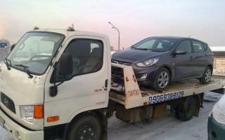 Эвакуатор в городе Белово Эвакуатор 24 ч. — цена от 800 руб