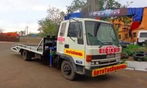 Эвакуатор в городе Улан-Удэ АТЦ Юпитер 12 ч. — цена от 800 руб