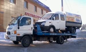Эвакуатор в городе Томск Абордаж 24 ч. — цена от 800 руб