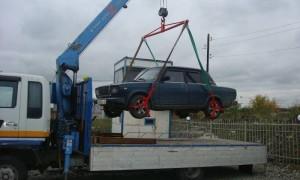 Эвакуатор в городе Рубцовск Денис 24 ч. — цена от 800 руб