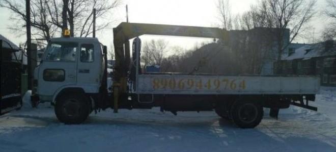 Эвакуатор в городе Рубцовск Андрей 24 ч. — цена от 800 руб