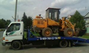 Эвакуатор в городе Ялуторовск Андрей 24 ч. — цена от 800 руб