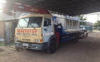 Эвакуатор в городе Павловская Андрей 24 ч. — цена от 800 руб