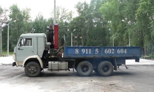 Эвакуатор в городе Северодвинск ООО Срск 24 ч. — цена от 800 руб