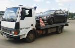Эвакуатор в городе Рязань АвтоДруг62 24 ч. — цена от 800 руб