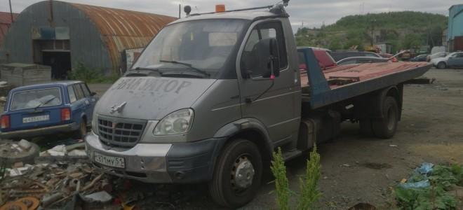 Эвакуатор в городе Североморск Автобокс 8-23 ч. — цена от 800 руб