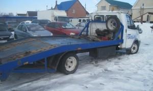 Эвакуатор в городе Сызрань Александр 24 ч. — цена от 800 руб