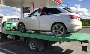 Эвакуатор в городе Пикалево Андрей 24 ч. — цена от 800 руб
