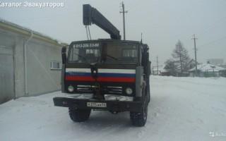 Эвакуатор в городе Куйбышев Эдуард 24 ч. — цена от 800 руб