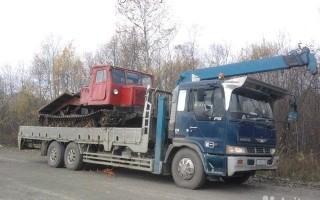 Эвакуатор в городе Южно-Сахалинск Алексей 24 ч. — цена от 800 руб