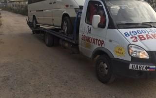 Эвакуатор в городе Фролово Эвакуатор 24 ч. — цена от 800 руб