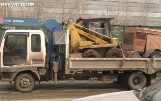 Эвакуатор в городе Березовский Эвакуатор 24 ч. — цена от 800 руб