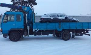 Эвакуатор в городе Лесной Александр 24 ч. — цена от 800 руб