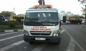 Эвакуатор в городе Пятихатки Эвакуатор 24 ч. — цена от 800 руб