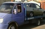 Эвакуатор в городе Саранск ИП Алтаев 24 ч. — цена от 800 руб