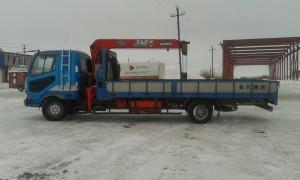 Эвакуатор в городе Новый Уренгой Мухарби 24 ч. — цена от 800 руб