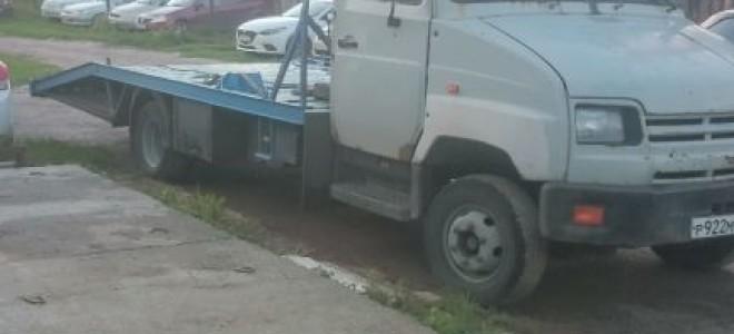 Эвакуатор в городе Ульяновск Игорь 24 ч. — цена от 1000 руб