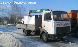Эвакуатор в городе Красный Сулин Роман 24 ч. — цена от 800 руб