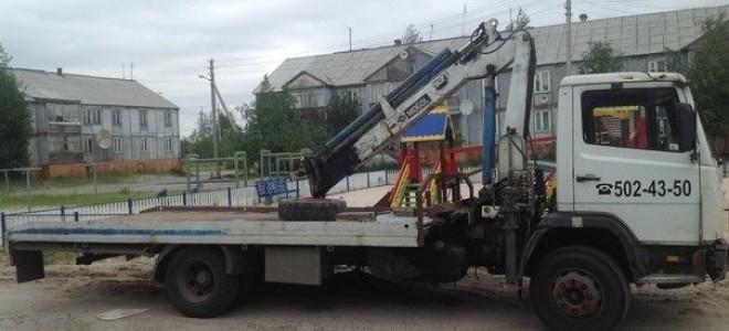 Эвакуатор в городе Лянтор Ахмет 24 ч. — цена от 800 руб