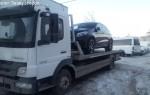 Эвакуатор в городе Саратов Илья 24 ч. — цена от 500 руб