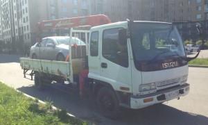 Эвакуатор в городе Сухой Лог Владимир 24 ч. — цена от 800 руб