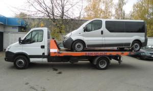 Эвакуатор в городе Подольск Эвакуатор 24 ч. — цена от 800 руб