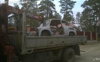 Эвакуатор в городе Ангарск Александр 24 ч. — цена от 500 руб