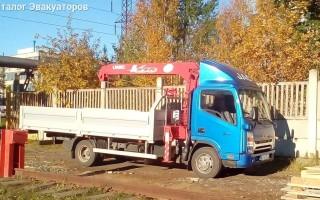 Эвакуатор в городе Северодвинск Алексей 24 ч. — цена от 800 руб