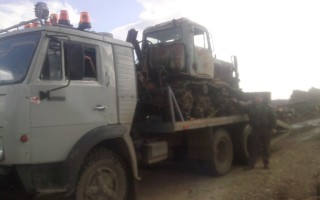 Эвакуатор в городе Красноуфимск Бисслэв 24 ч. — цена от 800 руб
